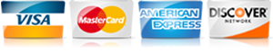 For AC in Antigo WI, we accept most major credit cards.